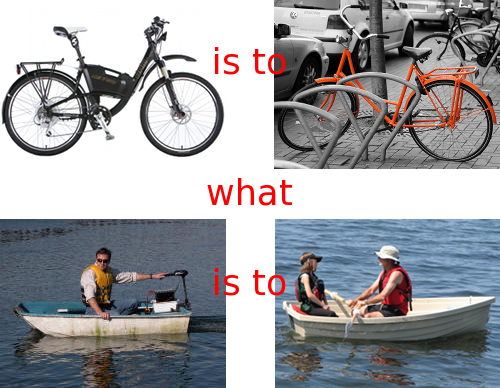 Ebike Is To Bike What Trolling Motor Is To Rowboat