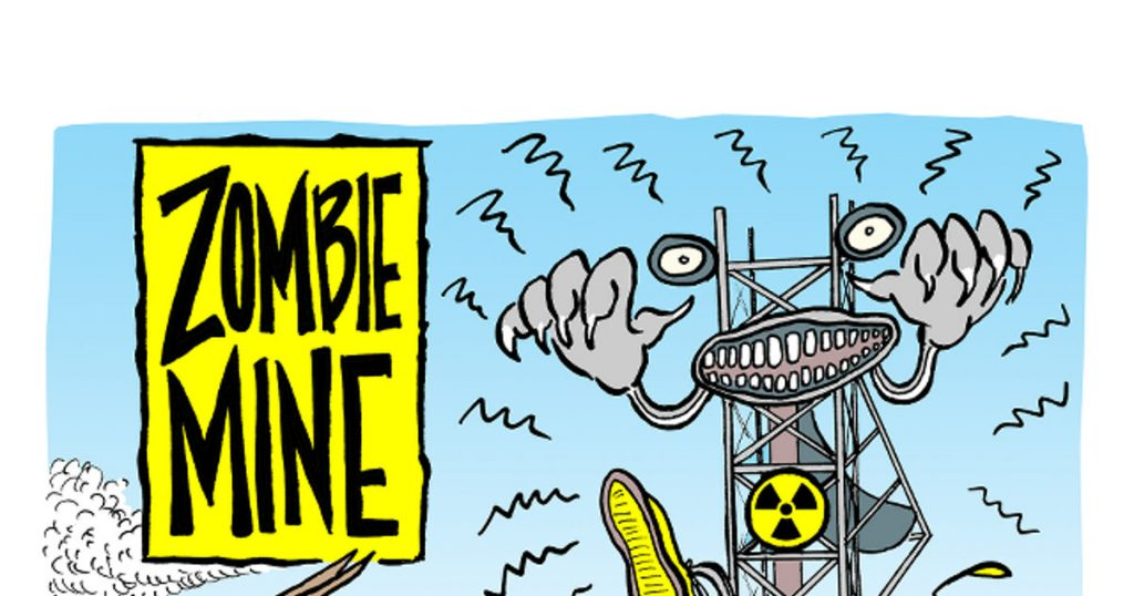 Zombie Mines on the Colorado Plateau