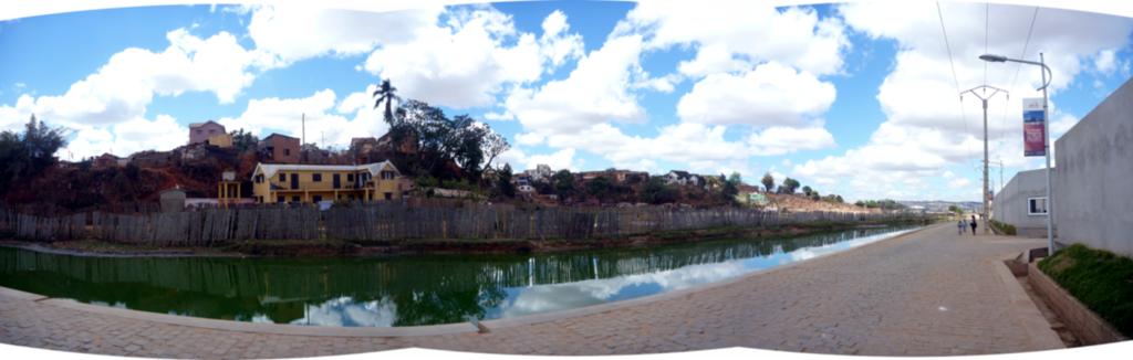 Antananarivo Canal Path