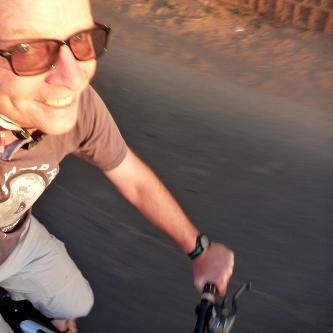 Bike Commuting in Madagascar
