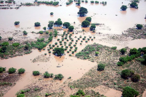 Flooding in Malawi