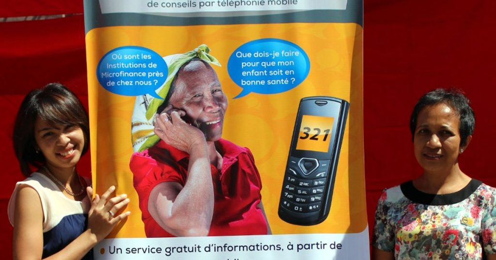Free On-Demand Gender Empowerment Mobile Messages Launched by HNI and Airtel Madagascar