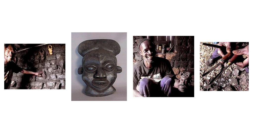 Nchinda Wanjel Frances: Traditional Carver, Oku Cameroon